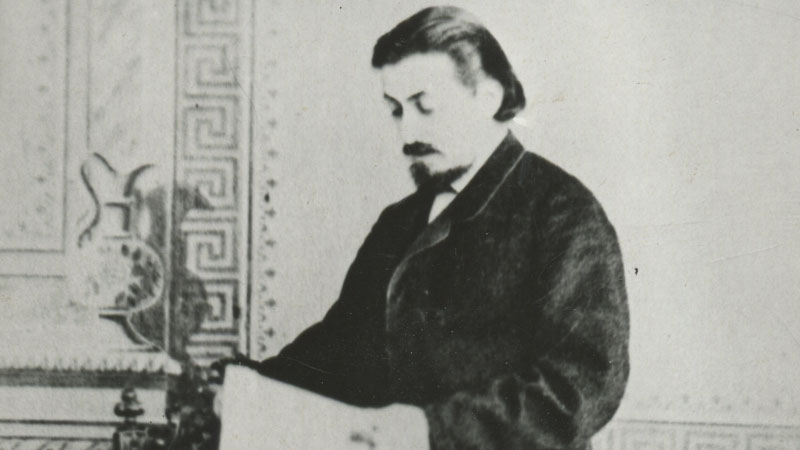 Picture - Henryk Wieniawski – Patron of International Violin Competitions